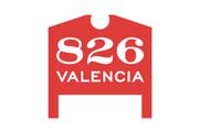 826 valencia
